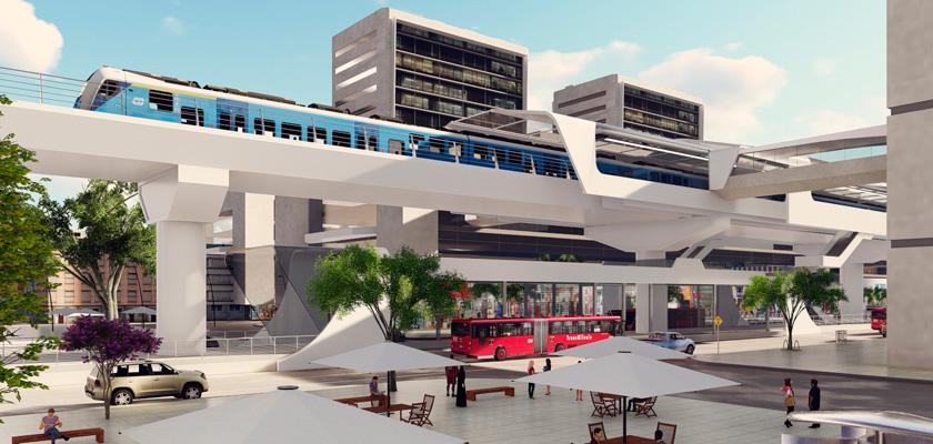Cómo va el Metro de Bogotá, a pocos meses de finalizar el año.