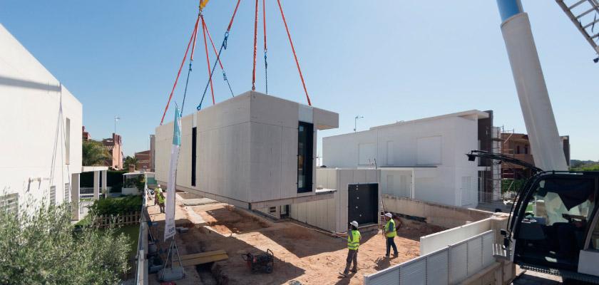 Aspectos para tener en cuenta en la Construcción de casas prefabricadas